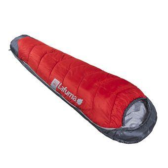 Lafuma YUKON 7°C - Saco de dormir vibrant red