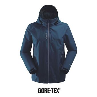 Lafuma WAY ZIP-IN GTX - Chaqueta hombre eclipse blue