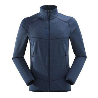 Polaire zippée homme SHIFT ZIP-IN insigna blue