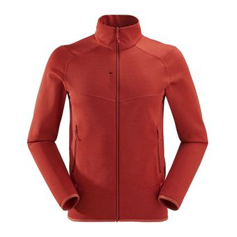 Lafuma SHIFT ZIP-IN - Polaire Homme vibrant red