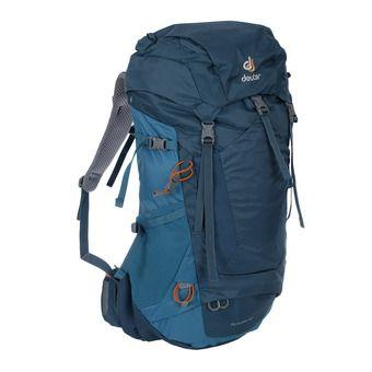 Deuter TRAIL 28L - Backpack - Women's - burgundy/navy blue