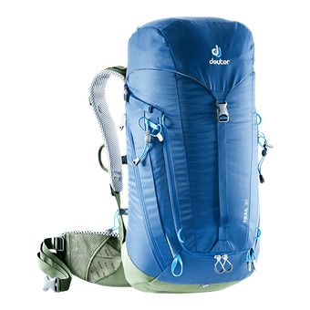 Deuter TRAIL 30L - Backpack - steel/khaki
