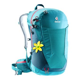 Deuter FUTURA 26L - Backpack - Women's - petrol blue/arctic blue