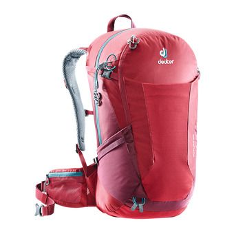Deuter FUTURA 28L - Backpack - raspberry/brown