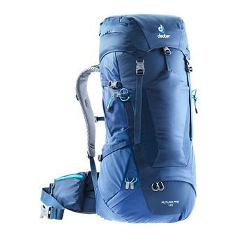 Deuter FUTURA PRO 40L - Backpack - night blue/steel blue