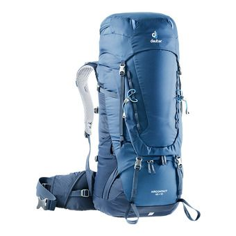 Deuter AIRCONTACT 45+10L - Backpack - night blue/navy blue