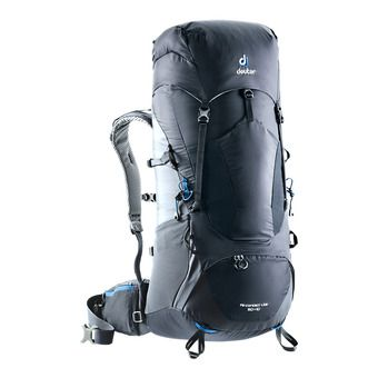Deuter AIRCONTACT LITE 50+10L - Backpack - black/graphite