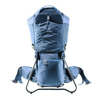 Baby Carrier - KID COMFORT + Sun Protection - night blue