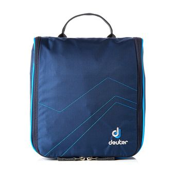Deuter WASH CENTER II - Toiletry Bag - night blue/turquoise