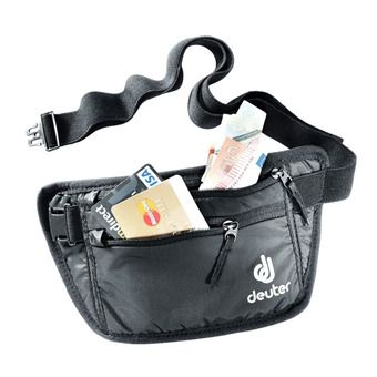 Sacoche banane SECURITY MONEY BELT I noir