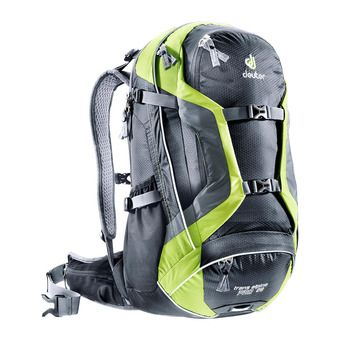 Deuter TRANS ALPINE PRO 28L - Backpack - ivy/khaki