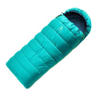 Saco de dormir junior STARLIGHT SQ azul petróleo/azul marino