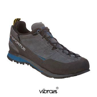 Chaussures d'approche homme BOULDER X carbon/opal