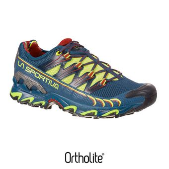 Zapatillas de trail hombre ULTRA RAPTOR opal/chili