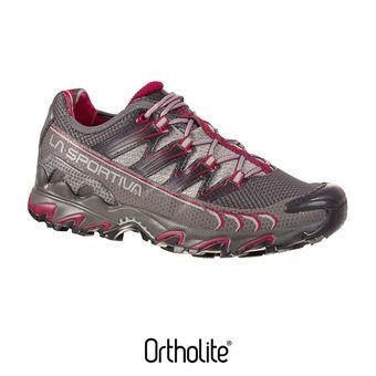 Zapatillas de trail mujer ULTRA RAPTOR carbon/beet