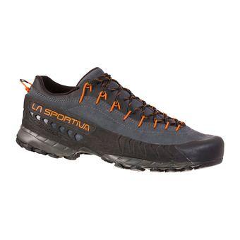 La Sportiva TX4 - Zapatillas de aproximación hombre carbon/flame
