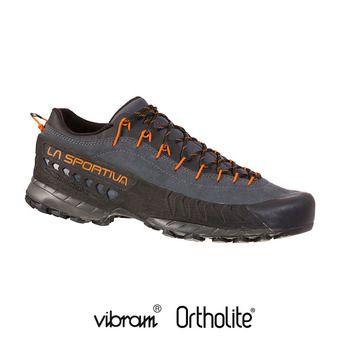 Zapatillas de aproximación hombre TX4 carbon/flame