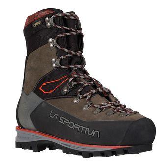 La Sportiva NEPAL TREK EVO GTX - Zapatillas de alpinismo hombre anthracite/red