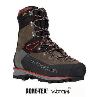La Sportiva NEPAL TREK EVO GTX - Scarpe da alpinismo Uomo antracite/red