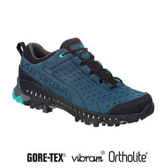 La Sportiva HYRAX GTX - Zapatillas de senderismo mujer opal/aqua
