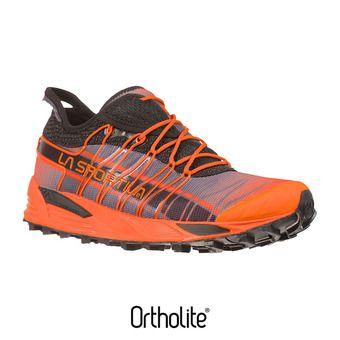 Chaussures de trail homme MUTANT tangerine/carbon