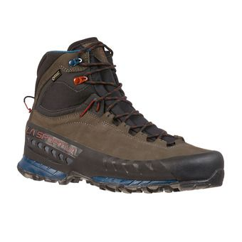 La Sportiva TX5 GTX - Zapatillas de aproximación hombre carbon/opal