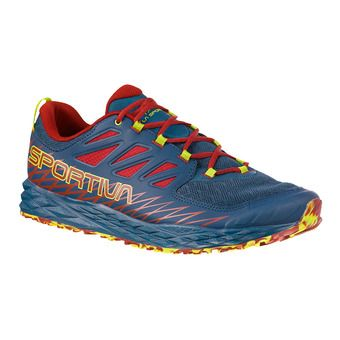 La Sportiva LYCAN - Chaussures trail Homme opal/chili