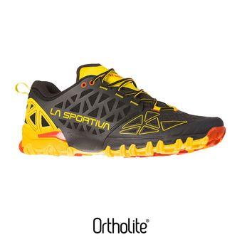 La Sportiva BUSHIDO II - Zapatillas de trail hombre black/yellow