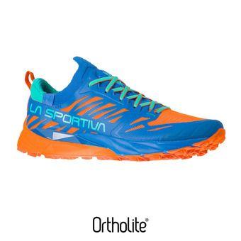 La Sportiva KAPTIVA - Zapatillas de trail mujer marine blue/aqua