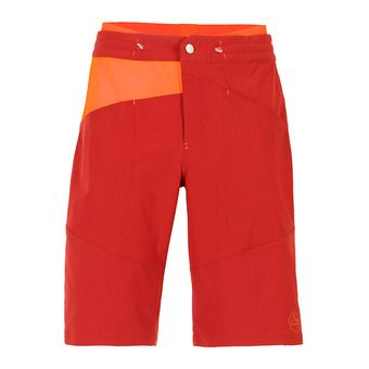 Short homme TX chili/pumpkin