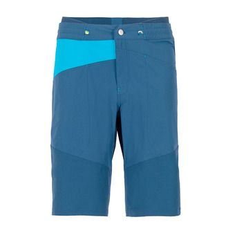Short homme TX opal/tropic blue