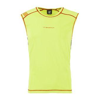 La Sportiva ROCKET - Camiseta de tirantes hombre apple green/opal
