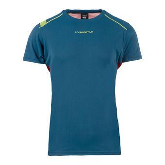La Sportiva BLITZ - Camiseta hombre opal/chili