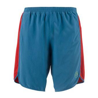 La Sportiva SUDDEN - Short hombre opal/chili