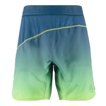 La Sportiva MEDAL - Short Homme opal/apple green