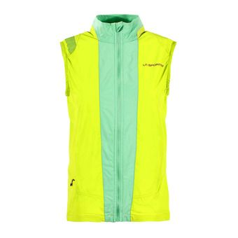 Torpedo Vest W Apple Green/Jade Green Femme Apple Green/Jade Green