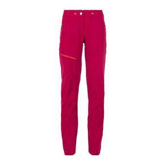 Pantalon femme TX EVO beet/garnet