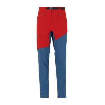 Pantalon homme ROPED chili/opal