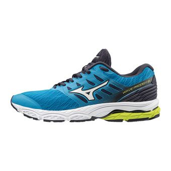 Mizuno WAVE PRODIGY 2 - Chaussures running Homme malibu blue/white/graphite