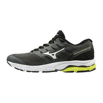 Mizuno WAVE PRODIGY 2 - Zapatillas de running hombre black/white/stormy weather