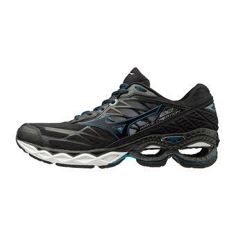 Chaussures de running homme WAVE CREATION 20 black/black/blue jewel