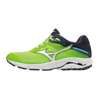 Chaussures de running homme WAVE INSPIRE 15 green gecko/white/graphite