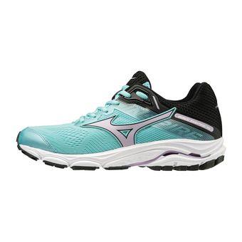Chaussures de running femme WAVE INSPIRE 15 angel blue/lavender frost/black