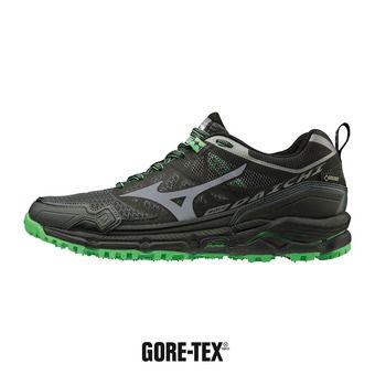 Zapatillas de trail hombre WAVE DAICHI 4 GTX dark shadow/quiet shade/poison green