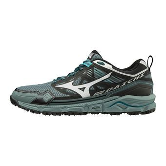 Chaussures de trail homme WAVE DAICHI 4 stormy weather/silver/peacock blue