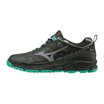Mizuno WAVE DAICHI 4 GTX - Zapatillas de trail mujer dark shadow/quiet shade/billard