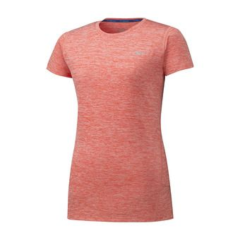 Mizuno IMPULSE CORE - Jersey - Women's - hot coral