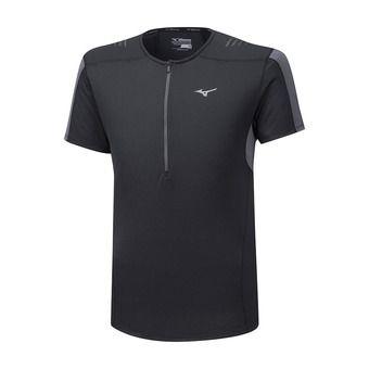 Mizuno ER TRAIL - Camiseta hombre black