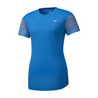 Aero Tee Femme Brilliant Blue