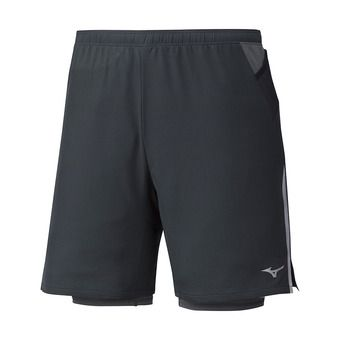 Short 2en1 homme ER 7.5 black